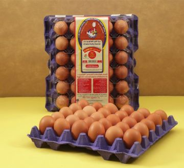 LARGE EGGS - TRAY OF 30-30-Brown-Soft-NONE